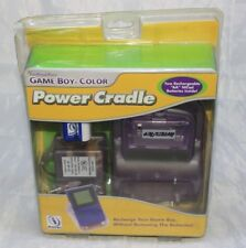 Interact Game Boy Color Power Cradle Brand New Factory Sealed Recharge your GBC!