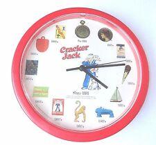 Rare Cracker Jack Clock Free Shipping