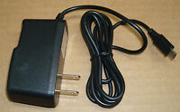 """Micro USB Wall Home Charger for HighQ Learning Tab Jr.7"""" 8"""" Tablet"""
