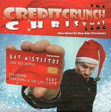 Gav Mistletoe - The Credit Crunch Christmas Song (Too Skint To Buy Presents) CD