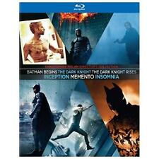 NEW Christopher Nolan Collection (Blu-ray Disc, 2013, 6-Disc Set)