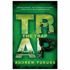 The Trap (The Hunt Trilogy), Fukuda, Andrew, Good Book