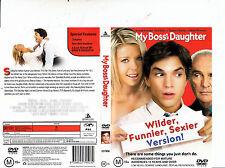 My Boss's Daughter-2003-Ashton Kutcher- Movie-DVD