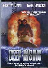 Deep Rising (DVD, 1998)   Famke Janssen, Treat Williams Rated R