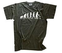 Standard Edition Blumenzuechter Evolution Gärtner Garten T-Shirt S-XXXL neu