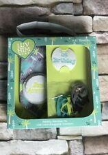 Luv Him Dinosaur Baby 1st Year Monthly Milestone Necktie W/ Interchangeable #'s.