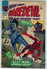 Daredevil #26 March 1967 VG Stilt-Man