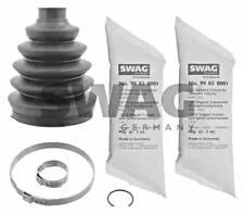 SWAG Drive Shaft Bellow Set Front Axle Fits ALFA ROMEO 159 Brera 939 1526756