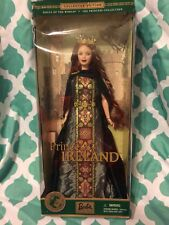 Dolls of The World Princess of Ireland Barbie Collectibles Collector Edition