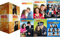 MIKE and Molly The Complete Series Collection Season 1-6 (DVD,17-Disc) US Seller