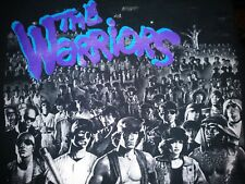 Vintage 'The Warriors' double sided Med t shirt Cult action film