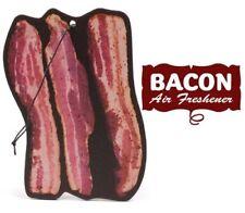 Bacon Air Freshener Car Funky Fresh Smells Like Breakfast Bacon Joke Gag Gift