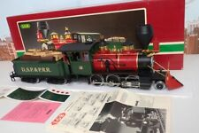 LGB G Gauge No.2018D Mogul 2-6-0 DSP & PRR Steam Engine & Tender With Box