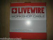 Box 30 Metres Quality Oxford lined outer cycle / bike brake cable 5mm Livewire