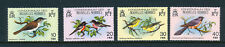 NEW HEBRIDES (FR) 1980 BIRDS SG F296/299  MNH