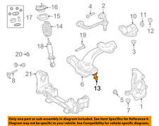 FORD OEM Front Suspension-Lower Ball Joint 3W1Z3050B