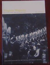 Virginia Magazine of History and Biography Vol 119 No 2