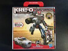 KRE-O Transformers Prowl Construction Set KREO