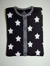 ♡ Next ♡ Baby Boy ☆ Beautiful ☆ STARS ☆ Sleepsuit Babygrow Pyjama 9-12 months