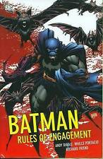 Batman Rules Of Engagement HC by Andy Diggle (Hardback, 2007)