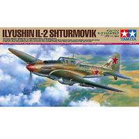 Tamiya 61113 Ilyushin Il-2 Shturmovik 1/48