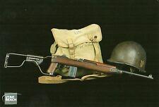 WW2 - CP - Equipement de parachutiste de la 101ème Airborne