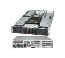 SUPERMICRO Superserver SYS-2028GR-TR 2U Server with X10DRG-H Motherboard
