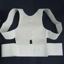 Magnetic Back Shoulder Posture Corrector Straighten out Brace Belt Orthopaedic