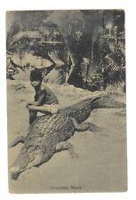 Singapore Ethnic Postcard