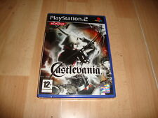 Castlevania Sony PS2 precintado Español