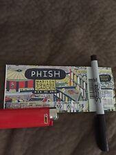 Phish Ticket Stub 12/31/19 Ptbm - Great Condition