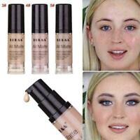 Liquid Concealer Langanhaltendes Make-up für die Gesichtscreme voller-Deckk B8P6