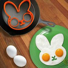 Kaninchen Egg Fried Frying Mold-Ei-Form Shaper Eier Ring-Küche-Werkzeug Neu.
