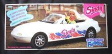 Sindy Doll (muñeca) descapotable fantastico Hasbro 1993 OS
