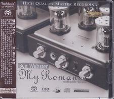 """Ben Webster My Romance"" 32Bits/192kHz DSD Mastering Audiophile Hybrid SACD New"
