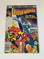 Spider Woman Vol 1 #43 -Silver Samurai, Viper appearance- Newsstand