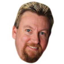 Simon Whitlock Celebrity Mask, Card Face and Fancy Dress Mask