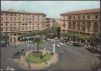 AA5443 Napoli - Città - Vomero - Piazza Vanvitelli - Cartolina - Postcard