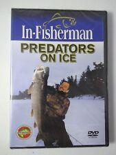 In-Fisherman:  Predators on Ice ~ DVD ~ New