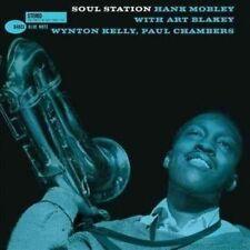 Hank Mobley Soul Station LP Vinyl 33rpm