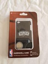 Tribeca NBA San Antonio Spurs iPod Touch 4th Gen Hardshell Case New Basketball