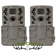New (2) Moultrie A-20 Infrared IR 12 MP Game Trail Camera MCG-13129 Auth/Dealer