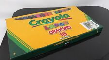 Crayola Large Crayons 12 Count Non Toxic Assorted Colors C209B