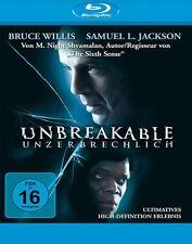 Unbreakable Unzerbrechlich (Bruce Willis)                        | Blu-ray | 058