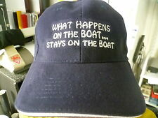Captains Cap per Sea Ray Bayliner Glastron barca motoscafo barca a vela boatyacht