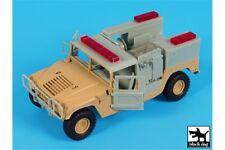 Black Dog T35184 1/35 Hummer Mini Pumper conversion set
