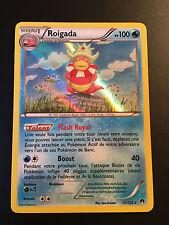 Carte Pokemon ROIGADA 21/122 Holo XY9 Rupture Turbo Française NEUVE