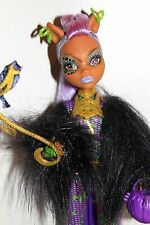 Monster High Clawdeen Wolf Ghouls Rule Kostümparty Halloween Doll