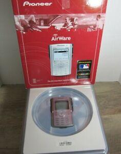 SEALED New 2005 Pioneer AirWare xm2go Satellite Radio Gex-airware1