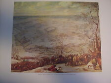Siege of Aire-Sur-La by Snayers , Museo Del Prado , Lithograph Reproduction